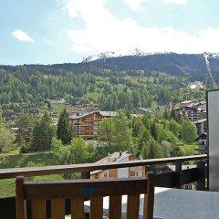 Отель Bouleaux E5 Нендаз балкон