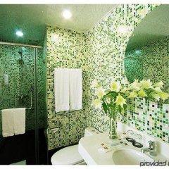 Отель Jinjianginn Style Zhongshan HuBin Китай, Чжуншань - отзывы, цены и фото номеров - забронировать отель Jinjianginn Style Zhongshan HuBin онлайн ванная