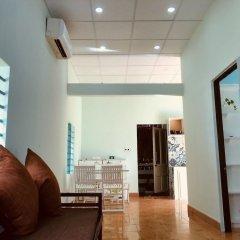 Отель An Bang Memory Bungalow Вьетнам, Хойан - отзывы, цены и фото номеров - забронировать отель An Bang Memory Bungalow онлайн комната для гостей фото 3