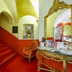 Отель Residence Green Lobster Чехия, Прага - 1 отзыв об отеле, цены и фото номеров - забронировать отель Residence Green Lobster онлайн интерьер отеля