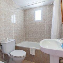 Отель Aparthotel Blue Sea Gran Playa ванная