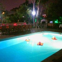 Partmezzo Apart Hotel бассейн