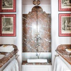 Отель Quincampoix Франция, Париж - отзывы, цены и фото номеров - забронировать отель Quincampoix онлайн ванная