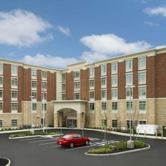Отель Homewood Suites by Hilton Columbus/OSU, OH США, Верхний Арлингтон - отзывы, цены и фото номеров - забронировать отель Homewood Suites by Hilton Columbus/OSU, OH онлайн парковка