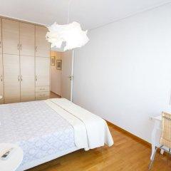 Апартаменты Modern 5thfloor Acropolis view apartment комната для гостей фото 2