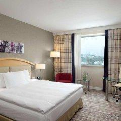 Отель Hilton Sofia Болгария, София - отзывы, цены и фото номеров - забронировать отель Hilton Sofia онлайн комната для гостей фото 5