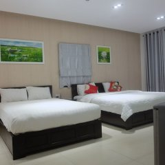 Отель Pearl Beach Homestay комната для гостей фото 2