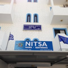 Отель Nitsa Rooms Греция, Кос - 1 отзыв об отеле, цены и фото номеров - забронировать отель Nitsa Rooms онлайн фото 4