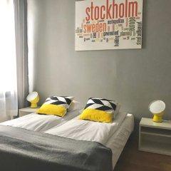 Отель Apartament Stockholm Познань комната для гостей фото 2