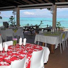 Отель Hibiscus Французская Полинезия, Муреа - отзывы, цены и фото номеров - забронировать отель Hibiscus онлайн помещение для мероприятий фото 2