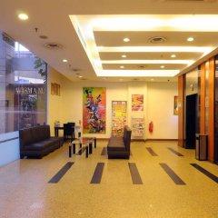 Отель Sentral Kuala Lumpur Малайзия, Куала-Лумпур - отзывы, цены и фото номеров - забронировать отель Sentral Kuala Lumpur онлайн интерьер отеля фото 2