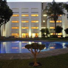 Отель InterContinental Presidente Puebla бассейн фото 2