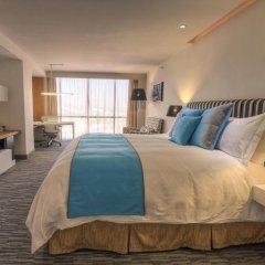 Отель Presidente Intercontinental Guadalajara Гвадалахара комната для гостей