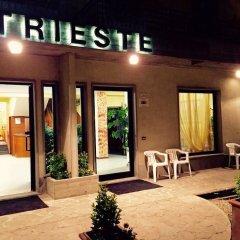Отель Trieste Италия, Кьянчиано Терме - отзывы, цены и фото номеров - забронировать отель Trieste онлайн вид на фасад
