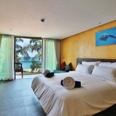 Отель Coriacea Boutique Resort комната для гостей фото 4