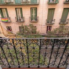 Отель PYR Select Fuencarral Испания, Мадрид - отзывы, цены и фото номеров - забронировать отель PYR Select Fuencarral онлайн балкон