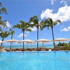 Отель Mon Choisy Beach Resort бассейн фото 3