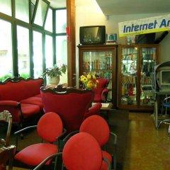 Hotel Dei Platani Римини гостиничный бар