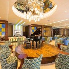 Отель Ocean Blue & Beach Resort - Все включено Доминикана, Пунта Кана - 8 отзывов об отеле, цены и фото номеров - забронировать отель Ocean Blue & Beach Resort - Все включено онлайн интерьер отеля фото 2