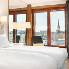 Отель Hilton Stockholm Slussen фото 15