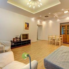 Апартаменты Stn Apartments Near Hermitage Стандартный номер с различными типами кроватей фото 35