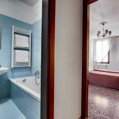 Отель Residenza Venier Италия, Венеция - отзывы, цены и фото номеров - забронировать отель Residenza Venier онлайн ванная
