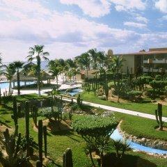 Отель Posada Real Los Cabos Мексика, Сан-Хосе-дель-Кабо - 2 отзыва об отеле, цены и фото номеров - забронировать отель Posada Real Los Cabos онлайн бассейн фото 3