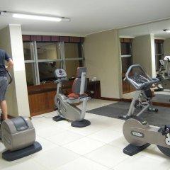 Отель Skyna Hotel Luanda Ангола, Луанда - отзывы, цены и фото номеров - забронировать отель Skyna Hotel Luanda онлайн фитнесс-зал