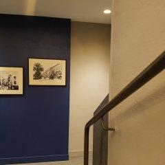 Hotel les Cigales интерьер отеля