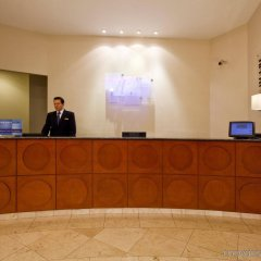 Отель Holiday Inn Express Puebla интерьер отеля фото 3