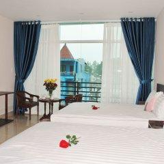 Dalat Ecogreen Hotel Далат комната для гостей фото 4