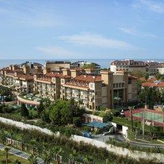 The Xanthe Resort & Spa Турция, Сиде - отзывы, цены и фото номеров - забронировать отель The Xanthe Resort & Spa - All Inclusive онлайн балкон