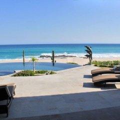 Отель Villa Delfines пляж