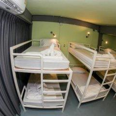 Samsen 8 Hostel Бангкок удобства в номере