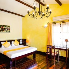 Отель Le Belhamy Resort And Spa комната для гостей фото 4