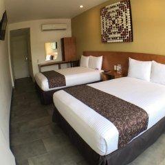 AM Hotel & Plaza сейф в номере