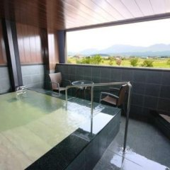 Отель Yumeoi-so Япония, Минамиогуни - отзывы, цены и фото номеров - забронировать отель Yumeoi-so онлайн ванная