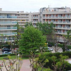 Отель Apartamentos Riviera Arysal парковка