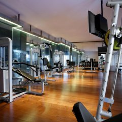 Отель Le Meridien Bangkok фитнесс-зал фото 2