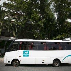 Hotel Apartamento Mirachoro II городской автобус