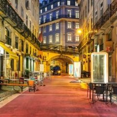 Отель Lx Boutique Hotel Португалия, Лиссабон - 1 отзыв об отеле, цены и фото номеров - забронировать отель Lx Boutique Hotel онлайн фото 6