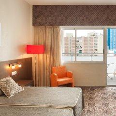 Отель RH Royal - Adults Only Испания, Бенидорм - отзывы, цены и фото номеров - забронировать отель RH Royal - Adults Only онлайн комната для гостей фото 2