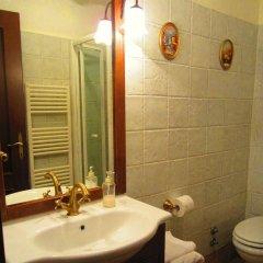 Отель Villamato Ареццо ванная