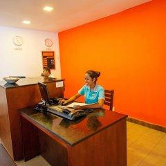 Отель Citrus Hikkaduwa Шри-Ланка, Хиккадува - 1 отзыв об отеле, цены и фото номеров - забронировать отель Citrus Hikkaduwa онлайн интерьер отеля фото 3