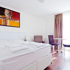Апартаменты Suite Apartments By Livingdowntown Цюрих комната для гостей фото 2
