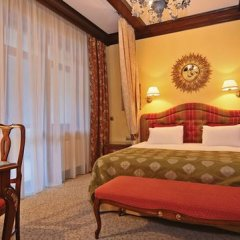 Гранд Отель Поляна 5* Стандартный номер с двуспальной кроватью фото 10