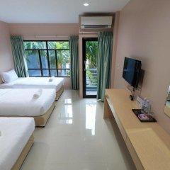 Отель JJ Residence Phuket Town Таиланд, Пхукет - отзывы, цены и фото номеров - забронировать отель JJ Residence Phuket Town онлайн комната для гостей фото 4