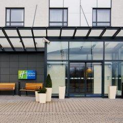 Отель Holiday Inn Express Duesseldorf City Nord Германия, Дюссельдорф - 12 отзывов об отеле, цены и фото номеров - забронировать отель Holiday Inn Express Duesseldorf City Nord онлайн