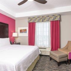 Отель Homewood Suites By Hilton Columbus Polaris Oh Колумбус комната для гостей фото 5