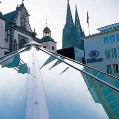 Отель Hilton Cologne Германия, Кёльн - 3 отзыва об отеле, цены и фото номеров - забронировать отель Hilton Cologne онлайн бассейн фото 2